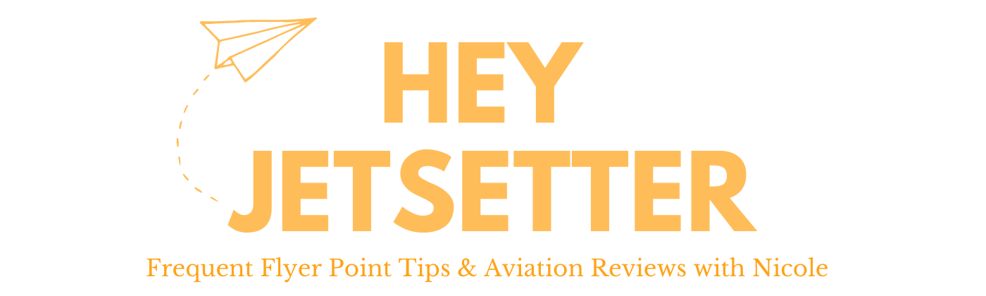 Hey Jetsetter by Nicole Smith